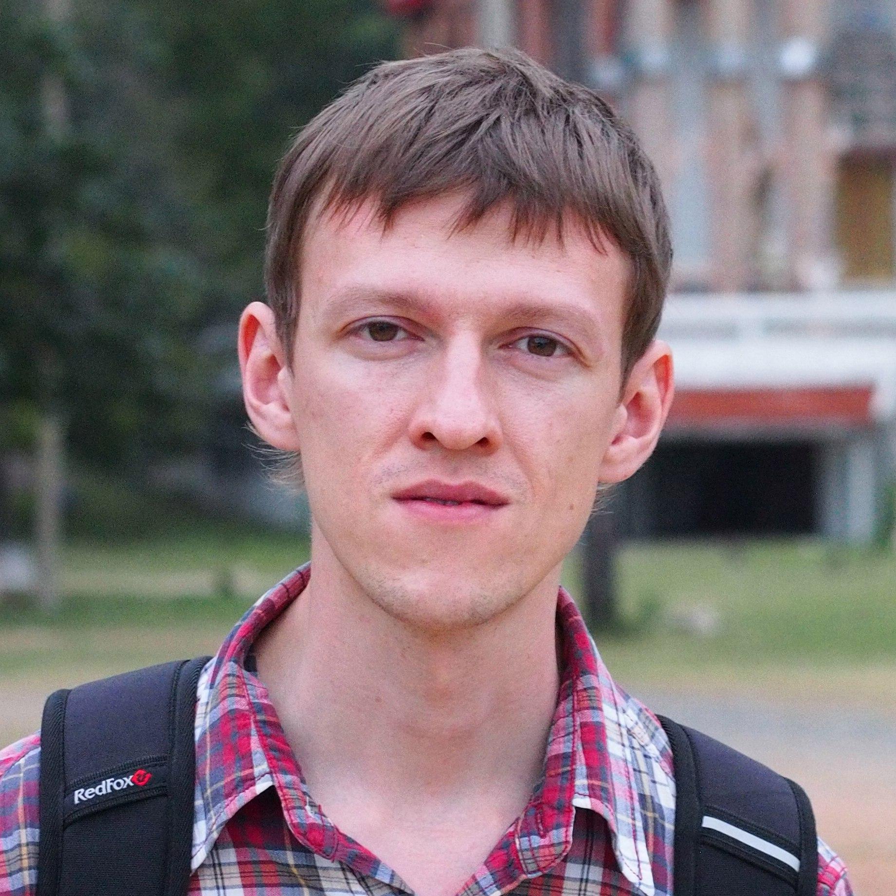 Алексей Фадеев | разработчик SibEDGE, г. Томск